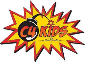 c4 kids logo