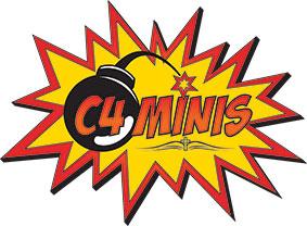 c4 minis logo