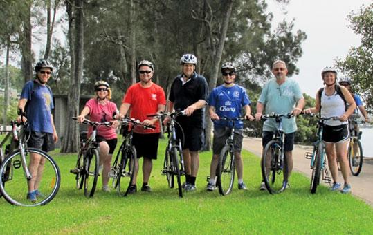 sunday cycling